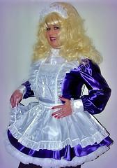 Maid (jensatin4242) Tags: sissy transvestite maid crossdresser petticoat sissymaid jensatin