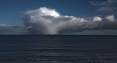 Cometh The Storm (baronbaz001) Tags: sea storm squall north aberdeen