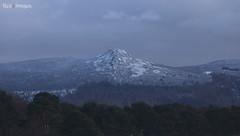 Oxen Craig Bennachie. (northernkite) Tags: snow scotland view hill north east grandson craig oxen bennachie oyne