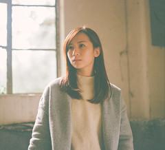 Hanna (Anthony, Lau) Tags: life portrait film lomography pentax bokeh 400 medium 6x7 67