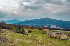 Somewhere in Bulgaria... (dontgiveacake) Tags: clouds landscape bulgaria shade