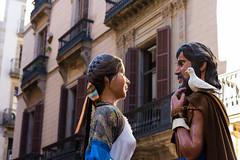 Trobada gegantera de Santa Eulalia-6 (Jorge Snchez Fotgrafo) Tags: cultura catalana trobada gegants santaeulalia gegantera