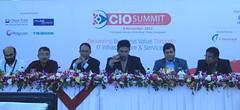Sufi Faruq Ibne Abubakar @ First CIO Summit of Bangladesh