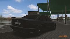 rFactor BMW E34 #конец90-х (E.Zhamnov) Tags: bmw m5 555 e34 черная бмв 90х каспийскийгруз втк