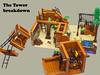 Lego Pueblo D2 (giorgio.chronas) Tags: arizona verde america mexico lego native pueblo western taos ideas acoma mesa zuni