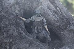 Out Of Hiding (wadetaylor) Tags: nature 3a gasmask marquis wwr ashleywood onesixth worldwarrobot deplume threea marquisdeplume