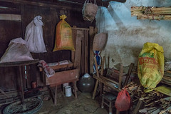 Storeroom (Photos4Health) Tags: china travel sunset shadow guy ecology sunrise dark li asia village place guilin yangshuo hill chinese elderly fisher stick tradition guizhou villager guangxi ecotourism xingping insidehouse