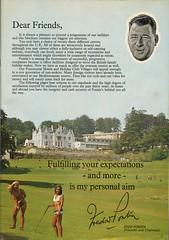 Pontins Brochure 1976 (trainsandstuff) Tags: summer retro 1970s 1976 pontins holidaycamp holidaybrochure summerbrochure fredpontin