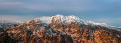 Ben Venue (Steven Fergus) Tags: winter snow mountains beautiful landscape scotland scenery hillwalking aberfoyle wintercamping queenelizabethforrest benanan thetrossachslocharchray
