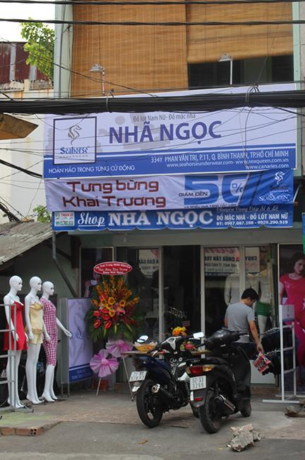 SEAHORSE TƯNG BỪNG KHAI TRƯƠNG 27/3/2016