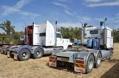 Lockhart 2016 (quarterdeck888) Tags: nikon flickr transport frosty semi lorry trucks express logistics kenworth bigrig overtheroad haulage quarterdeck cabover class8 heavyvehicle truckshow countryshow cartage roadtransport heavyhaulage truckies d7100 highwaytrucks aussietrucks australiantrucks expressfreight australiantransport freightmanagement truckdisplay jerilderietruckphotos jerilderietrucks outbacktrucks lockharttruckshow quarterdeckphotos lodtrucks nationalhistorictruckandcommercialvehicleshow