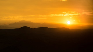 Warm Glowing Sunrise