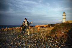 Before The Sun goes down.. (mru24) Tags: travel sunset sun canon photography cap mallorca majorca sessalines 40d