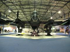 Avro Lancaster B Mk 1 R5868 at RAF Museum, Hendon 05.03.16 (Trevor Bruford) Tags: b london museum plane 1 force aircraft aviation military air wwii royal lancaster bomber mk warbird raf avro hendon r5868