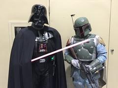 Darth Vader & Boba Fett