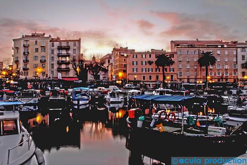 Portu d'Aiacciu vechju vechju