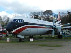 G-APEP Vickers Vanguard Hunting Cargo Airlines (graham19492000) Tags: gapep vickersvanguard huntingcargoairlines