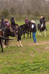 DSCF0301.jpg (Ed Traywick) Tags: horses horse leo robyn obstacles horseclinic