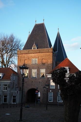 Koornmarktspoort, Kampen (NL)