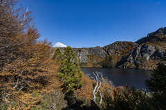 Crater Lake, Tasmania (Steven Penton) Tags: mountain lake australia crater tasmania cradle