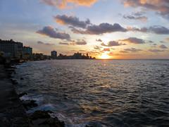 Malecn sunset (Sean_Marshall) Tags: sunset havana cuba malecn lahabana