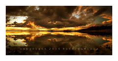 From Barrs Bay with Love (RonnieLMills) Tags: barrs bay mount stewart sunset picture photo photography photograph water high tide calm waters landscape spread sky awesome nikon reflection big clouds portaferry road beautiful peaceful nature county down northern ireland d90 wide angle