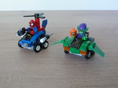 LEGO MARVEL SUPER HEROES 76064 Mighty Micros Spider-Man vs Green Goblin (Totobricks) Tags: lego spiderman instructions superheroes build marvel greengoblin 2016 spidermanvsgreengoblin totobricks howtobuildmake mightymicros lego76064