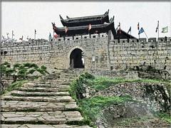 The gate #2 (Bruno Zaffoni) Tags: china guizhou cina qingyan