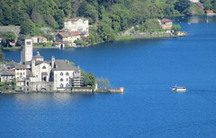 Lago d'Orta, Piemonte - Italia (frank28883) Tags: lago battello isola lagodorta novara lacmajeur isoladisangiulio ortasangiulio ortalake