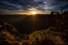Sublime Point Lookout || Leura (David Marriott - Sydney) Tags: blue mountains point lookout sublime leura