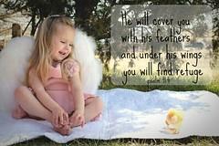 1459626097460 (karienolte) Tags: girl angel farmhouse spring wings farm feathers chicks scripture cutegirl