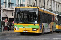 Mercedes O405N2 Camo Camus CarrisTUR 4075, Praa Duque da Terceira, 27 de Janeiro de 2016 (Paulo Mestre) Tags: bus portugal mercedes benz lisboa lisbon camo lissabon autobus camus lisbonne autocar autocarro 4075 carristur o405n2