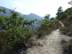 Chemin de randonne (cristoflenoir) Tags: camping naturism naturisme randonnue
