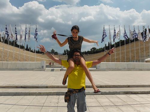 "Estadio Olímpico, Atenas <a style=""margin-left:10px; font-size:0.8em;"" href=""http://www.flickr.com/photos/141744890@N04/26261388071/"" target=""_blank"">@flickr</a>"