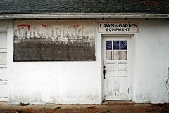 lawn & garden equipment (BehindBlueEyes) Tags: newjersey nj branchville sussexcounty