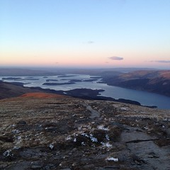 (adempster1) Tags: sunrise islands scotland highlands hiking benlomond lochlomond