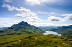 Highlands re-edit 2 (Explored) (Joe Hayhurst) Tags: greatbritain mountain walking landscape scotland highlands scenery hiking explore stacpollaidh explored