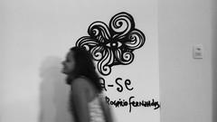 caroline (Prilla Lopes) Tags: brazil cute art girl fashion museum painting vitral backgroud rogeriofernandes