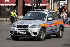 BU12AYX / HPW BMW X5 ARV of the Metropolitan Police (Ian Press Photography) Tags: cars car police bmw service met emergency metropolitan services armed 999 x5 hpw arv bu12ayx