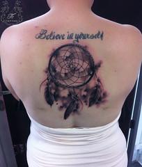 dreamcatcher_tattoo (TH Tattoo - Salon tatuaje Bucuresti) Tags: dreamcatcher dreamcatchertattoo thtattoo tatuaj tatuaje tatuajebucuresti salon ink tattoos tattooartist shop studio