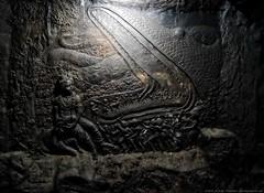 Krishna - rock carvings on a temple walls (dksesh) Tags: temple bangalore panasonic g6 krishna karnataka hindu hinduism consciousness seshadri sesh iskcon bengaluru harita krishnaconsciousness dhanakoti haritasya seshfamily dmcg6 panasonicg6 panasonicdmcg6 manmathasamvatsara