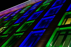 Luminale_2016_Frankfurt_0149_160316.jpg (wuestenpinguin) Tags: light abstract colour licht frankfurt farben luminale