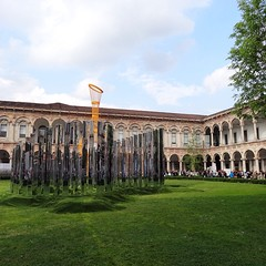 Milan #DesignWeek #MilanDesignWeek #Installation #FuoriSalone #Milano... (Mek Vox) Tags: milan installation salonedelmobile universit fuorisalone designweek milandesignweek milano2015 uploaded:by=flickstagram instagram:venuename=universitc3a0deglistudidimilano instagram:venue=12700308 instagram:photo=9664240866570990737981272