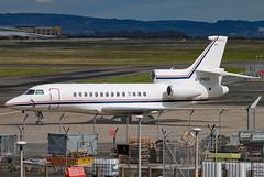 G-SRDG (GH@BHD) Tags: corporate aircraft aviation falcon executive dassault trijet bizjet egac bhd belfastcityairport triar falcon7x gsrdg triarbermudaltd