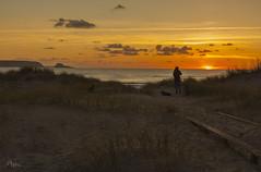 """""""Atardecer en el paraso"""" (manuelangelarias) Tags: sunset atardecer asturias puestadesol marcantabrico"""