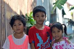 brother, sister, friend (the foreign photographer - ) Tags: girls two portraits children thailand three nikon friend sister brother bangkok bang bua khlong bangkhen d3200 apr92016nikon