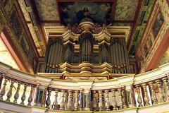 St. Kilian, Bedheim, Hauptorgel (palladio1580) Tags: thringen kirche thueringen organ organo barock orgel orgue bedheim sdthringen