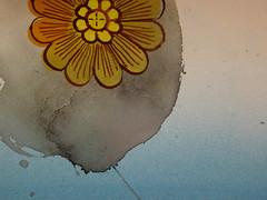 DSC09475 (scott_waterman) Tags: detail ink watercolor painting paper lotus gouache lotusflower scottwaterman