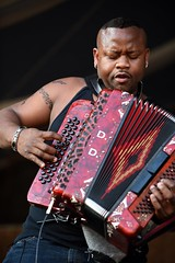 Jazz Fest - Dwayne Dopsie & the Zydeco Hellraisers