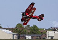 Airpower over Hampton Roads Langley Air Show Virginia  Jack links  biplane Screamin' Sasquatch Jet Waco (watts_photos) Tags: show jack virginia power waco air over jet engine airshow roads hampton links langley airpower biplane sasquatch screamin